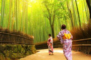 京都の嵐山